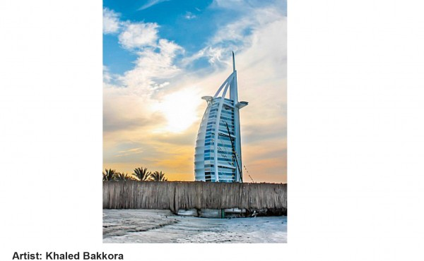 Artistic views of the Burj Al Arab - Dubai Pictures Gallery - TimeOutDubai